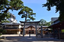 Tatsuki Shrine