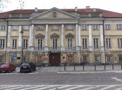 Raczynski Palace (Pałac Raczynskich)