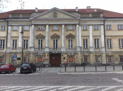 Raczynski Palace (Palac Raczynskich)