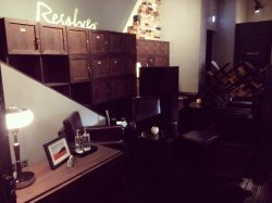 Resolver cigar shop & lounge