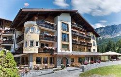 Sonnenhofs Wirtshaus im Wellnesshotel Sonnenhof in Grän im Tannheimer Tal, nahe des Comfortcampi