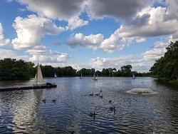 South Norwood Lake and Grounds