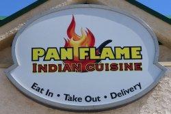 Pan Flame
