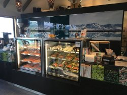 ‪Mt. Cook Alpine Salmon Shop‬