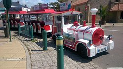 Le Petit train de Saint Jean de Monts