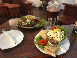 Perfect Meal in Mostar