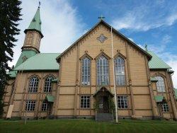 Heinaveden kirkko