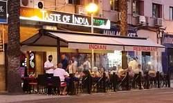 Taste of India Paseo Maritimo