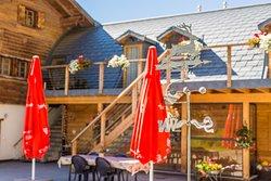 """Gite rural """"La Peniche,"""" Clos-Lombard barn"""