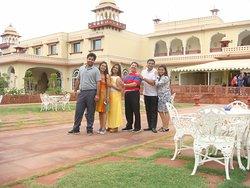 amazing & memorable stay at jai mahal palace resort.