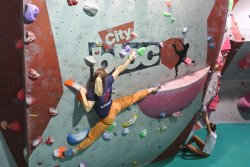 City Bloc Climbing Wall