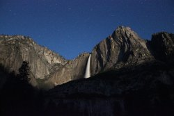 Starry Skies Over Yosemite