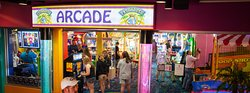 Visit Fat Daddy's Arcade inside Fudpucker's on Okaloosa Island!