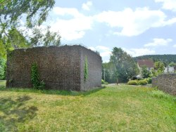 Burg Alsenborn - Bergfried