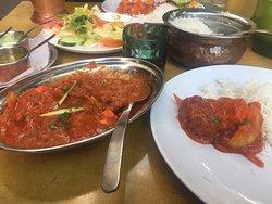 Super indisches Restaurant