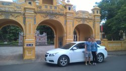 Tam Minh Chauffer Driven Tourist Transport