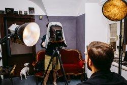 Fotograf na plech Ether & Ink Portrait Studio