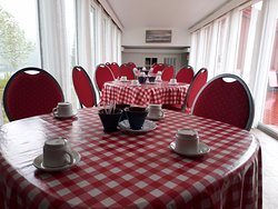A friendly family-owned tourist-class hotel