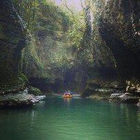 One-Day Trip To Martvili and Okatse Canyons