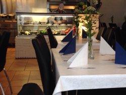 Restaurang Rhodos i Nora