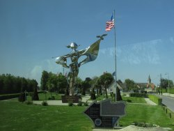 World Peace Statue