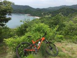 Mountain Biking at Las Catalinas