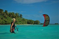 Lakana Fly Kite School Moorea