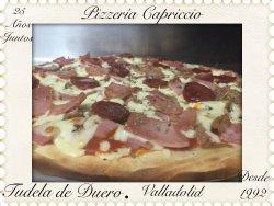 imagen Pizzeria Capriccio en Tudela de Duero