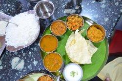 Hotel Saravana Bhavan Restaurant