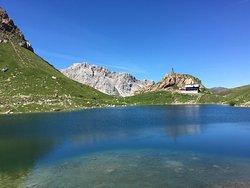 Lago Volaia - Wolayersee