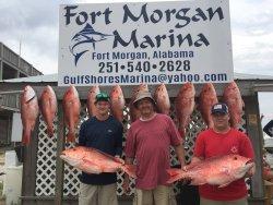 Red Eye Fishing Charters