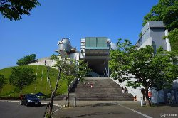 The Saga Prefectural Space & Science Museum