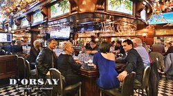 Restaurant Pub Le D'Orsay
