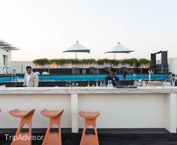 High Sky Lounge at The Raintree Hotel - Anna Salai