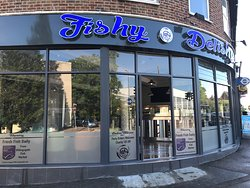 Potters Bar Fishy Delishy Takeaway