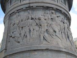 Statue du Marechal Moncey