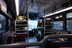 Newark Airport Express Busstop