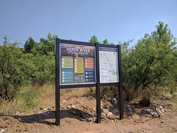 Tuzigoot River Access Point