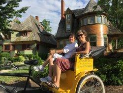 Rickshaw Rick's Tours & Taxi