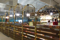 Bikanervala is newly opened at Changi airport terminal 3 public area at level 4