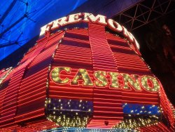 Casino at the Fremont Hotel