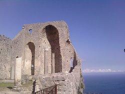 Ruderi della Basilica di Sant'Eustachio