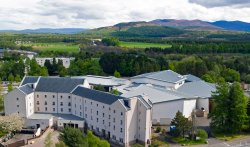 Macdonald Morlich Hotel at Macdonald Aviemore Resort