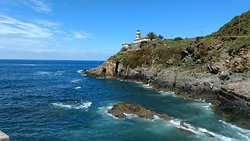 Lighthouse Cabo Vidio