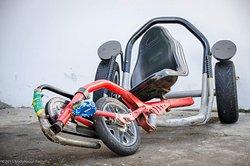 Skelterbaan Stg. Fun Karting Suriname