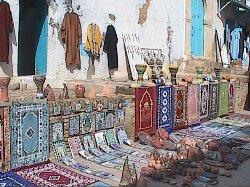 Medinaen i Kairouan
