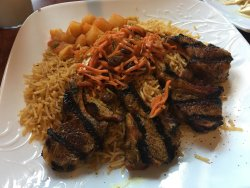 Excellent Afghani Cuisine