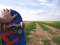 Longboard Tour. Into the Russia