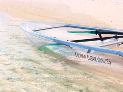 Cayman Clear Canoes