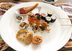 Inkasa Sushi - Tapas Bar